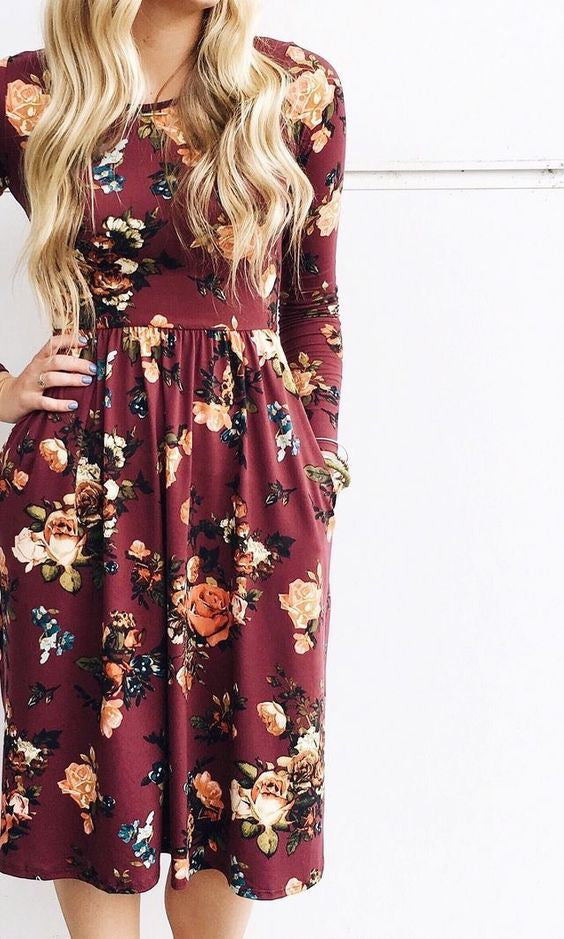 How to Wear: Spring Florals