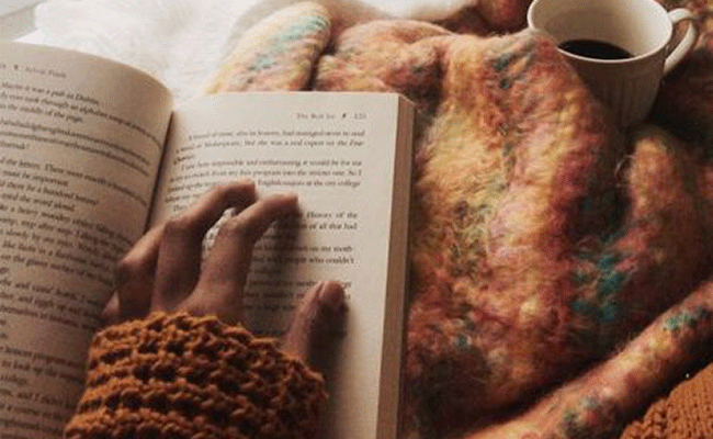 5 Best New Books and the Coziest Ways to Read Them this Winter