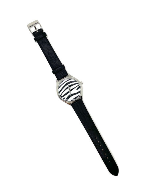 Frank Zebra Watch