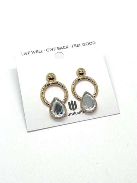Med stud Earrings