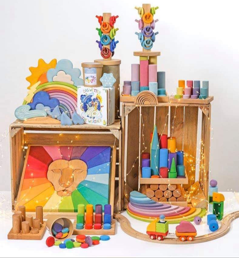 New Grimm's Wooden Toys Canada