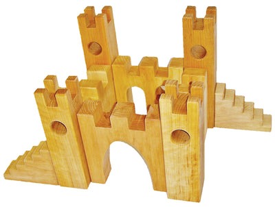Bauspiel - Knights Castle (10pc)