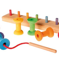 Grimms - Thread game Bobbins (8pc)