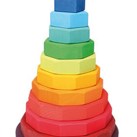Grimm's  - Geometric Stacking Tower