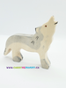 Holztiger Wooden Toys - Wolf Howling