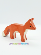Holztiger Wooden Toys - Fox Standing