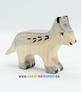 Holztiger Wooden Toys - Wolf Pup