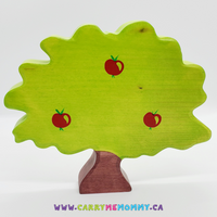 Holztiger Wooden Toys - Apple Tree (Large)