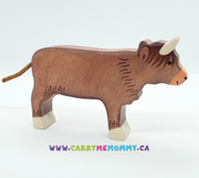 Holztiger Wooden Toys - Highland Cattle