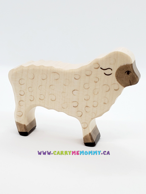 Holztiger Wooden Toys - Sheep Standing