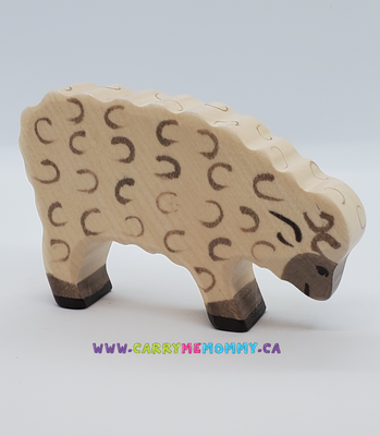 Holztiger Wooden Toys - Sheep Feeding