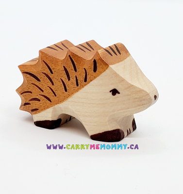 Holztiger Wooden Toys - Hedgehog Small