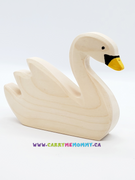 Holztiger Wooden Toys - Swan Swimming