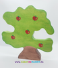 Holztiger Wooden Toys - Apple Tree for Birds