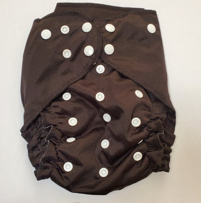 Easy Peasies One Size Diaper Cover - Eclipse