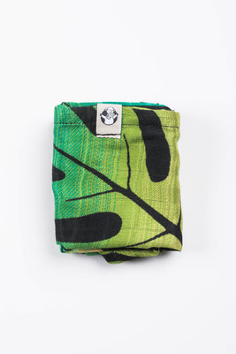 LennyLamb Muslin Square - Monstera