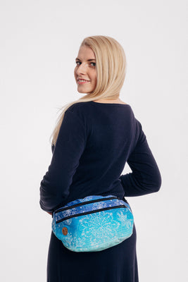 LennyLamb Waist Bag (Large) - Snow Queen Crystal