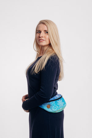 LennyLamb Waist Bag - Snow Queen Crystal