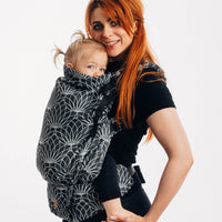 LennyPreschool Carrier - Lotus Black