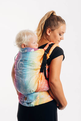 LennyPreschool Carrier - Symphony Rainbow Light