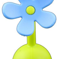 Haakaa Flower Stopper for Breast Pump - Blue