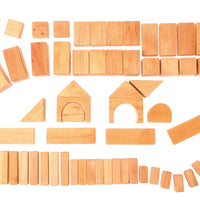 Grimms  - Natural Classic Building Blocks (60pc)