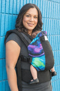 Kinderpack Infant Carrier - Aurora (Koolnit Mesh)