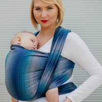 LennyLamb Woven Wrap - Little Herringbone Illusion