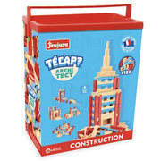 Jeujura - TECAP Architect Construction Set (120pc) PRE-ORDER