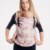 LennyUpGrade baby carrier in a pink floral print Canada