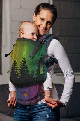 LennyPreschool Carrier - Northern Nights *Limited Edition Carry Me Mommy Exclusive*