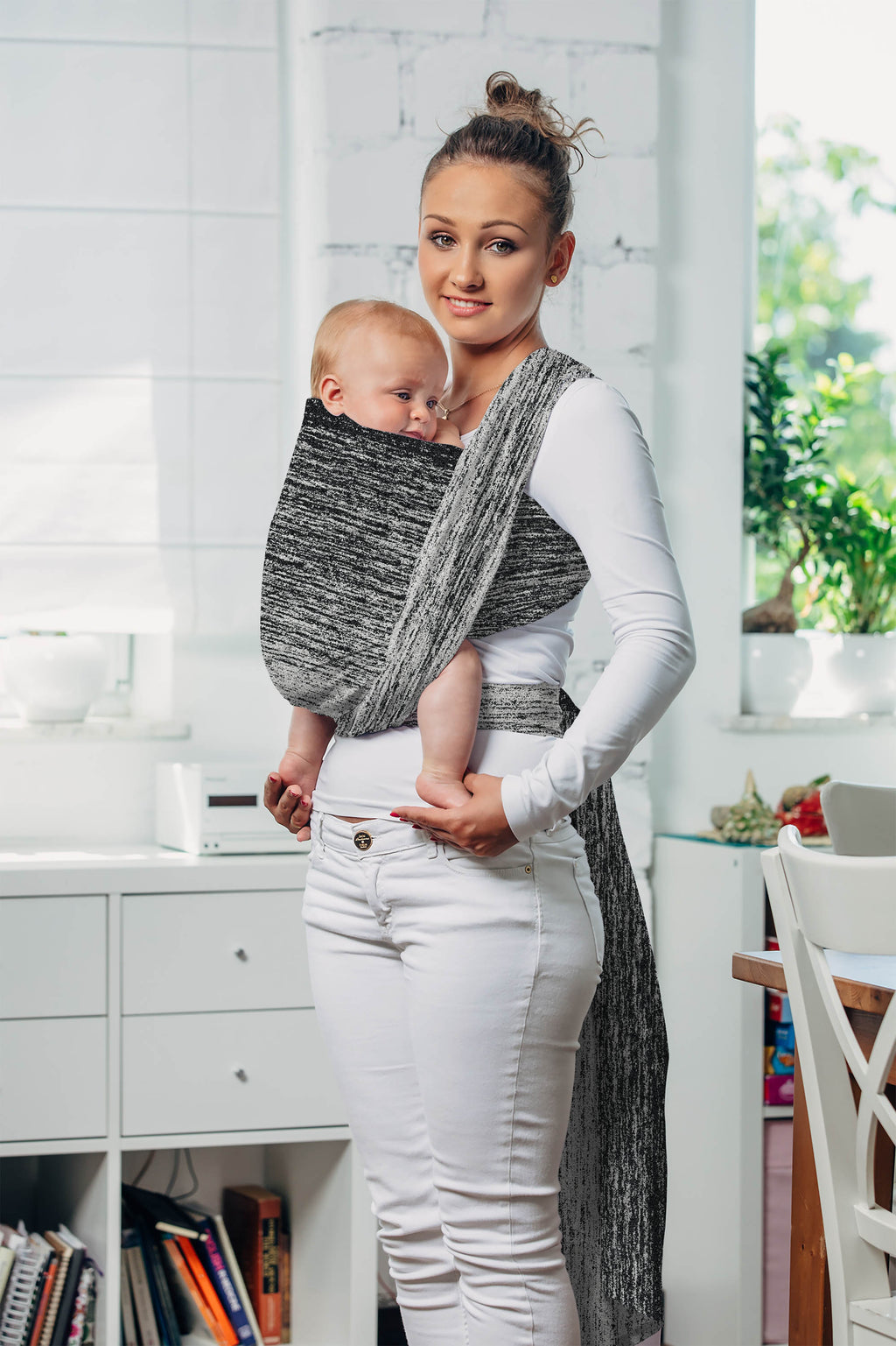 LennyLamb Woven Wrap - Metamorphic (Carry Me Mommy Exclusive)