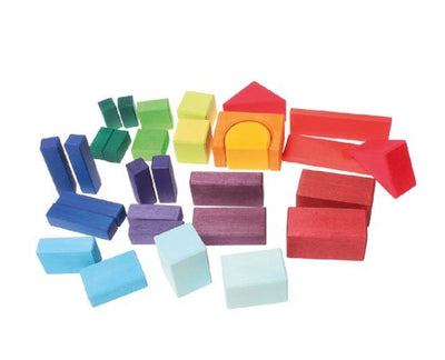 Grimms  - Geometrical Blocks (30pc)