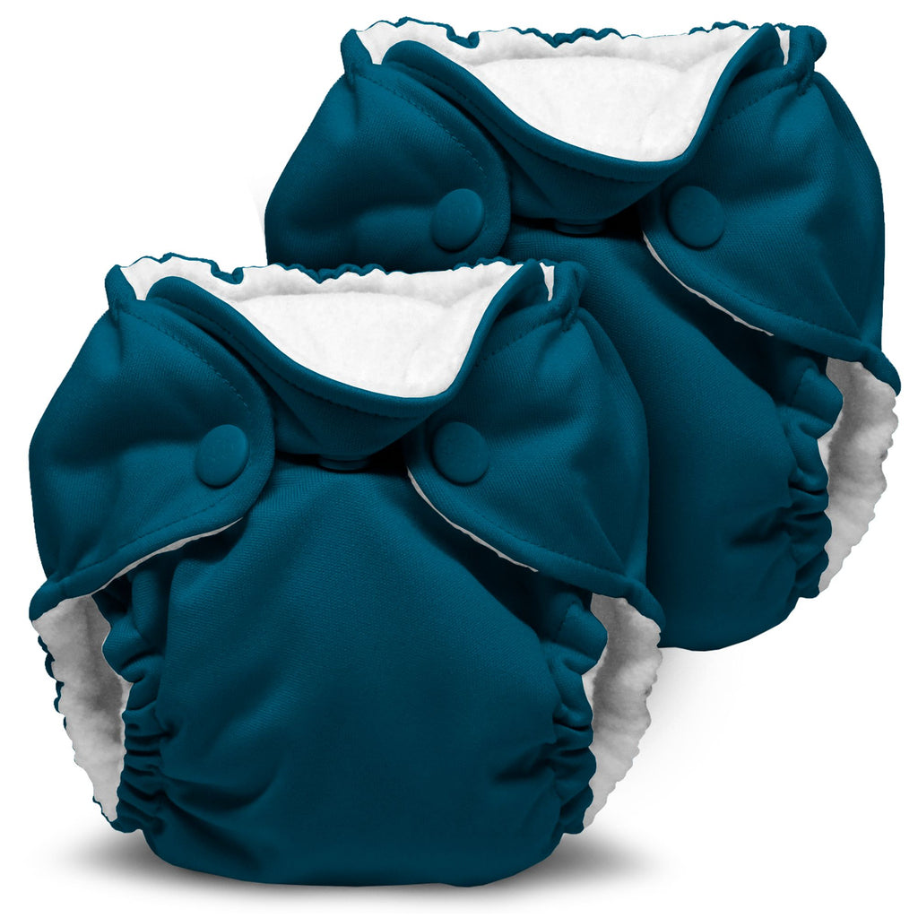 Lil Joey Newborn & Preemie Cloth Diapers - Carribean