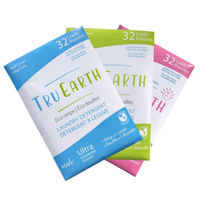 TruEarth - Eco-strips Laundry Detergent