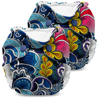Lil Joey Newborn & Preemie Cloth Diapers - Whimsical *Limited Edition*