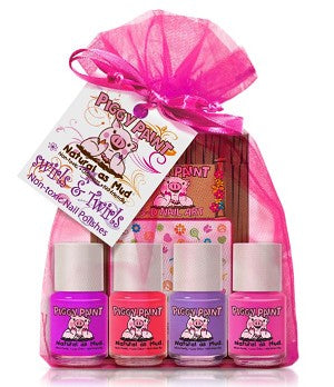 Piggy Paint - Swirls & Twirls Gift Set