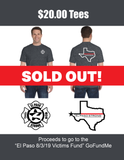 El Paso Strong EPFD / Thin Red Line Tees