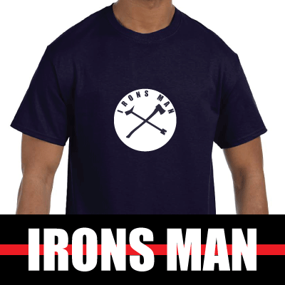 Firefighter IRONSMAN Tee