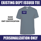 Personalized Duty Tees