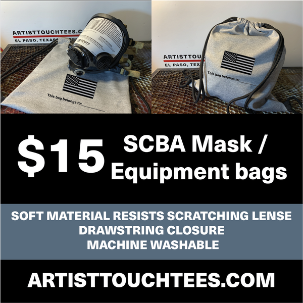 SCBA/Equipment Bag Preorder