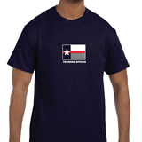 Texas Firefighter Training Officer Tee! Match with Baby Recruit Tee