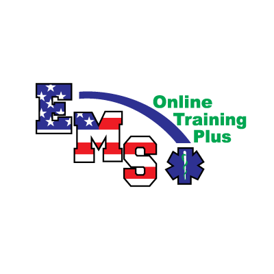 Embroidery Only - EMS Online Training Plus Logo