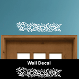 Flower Wall Decal!