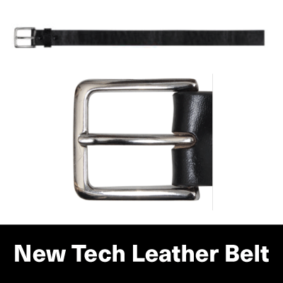AHS New Tech Leather Belt