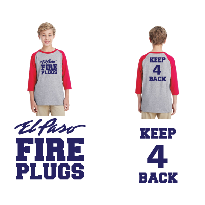 Fire Plugs Youth Tees