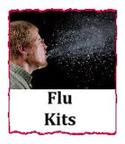 Flu Prevention Survival Kits