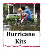 Hurricane Flood Survival Kits