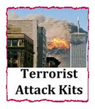 Terrorist Attack Survival Kits
