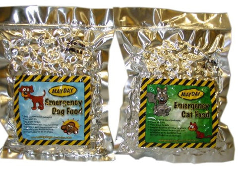 Pet MRE for Dog, Cat - Family Survival Supply